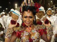 Rainha de bateria da Beija-Flor, Raíssa Oliveira descreve look: 'Dona da rua'
