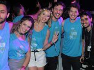 Após beijos na Sapucaí, Caio Paduan curte show com Djéssica Benfica na Bahia