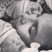 Ivete Sangalo celebra adaptação das gêmeas em amamentação: 'Tenho muito leite'