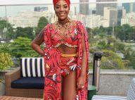 Ludmilla usa look afro em estreia no Carnaval de rua do Rio: 'Realizei um sonho'