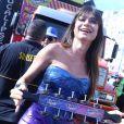 No Carnaval, Thaila Ayala desfilou no Bloco da Favorita