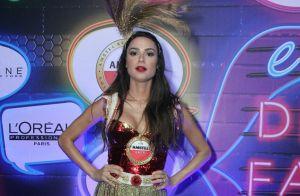 Thaila Ayala descobriu hérnia de disco antes do Carnaval: 'Não pude malhar'