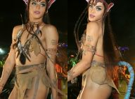 Pabllo Vittar entra em brincadeira e se fantasia de Avatar em Salvador. Fotos!