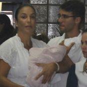 Ivete Sangalo e gêmeas vão para casa após 4 dias no hospital: 'Cheias de saúde'