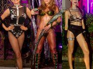 Famosas investem em fantasias ousadas para Baile da Arara. Veja fotos dos looks!