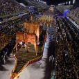 Beija-Flor fez críticas à corrupção e intolerância no Brasil