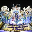 Enredo da Beija-Flor fez críticas aos problemas sociais no Brasil com o enredo 'Monstro é aquele que não sabe amar. Os filhos abandonados da pátria que os pariu'