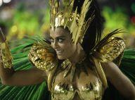 Rainha da Grande Rio, Juliana Paes lamenta rebaixamento: 'Deram o melhor de si'
