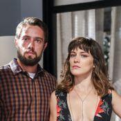 'O Outro Lado do Paraíso': desmascarado por Clara, Renato confessa.'Ia te matar'