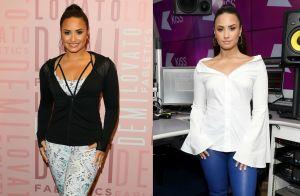 Demi Lovato se afirma feliz após abandonar dieta: 'Não estou me restringindo'