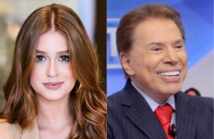 Marina Ruy Barbosa quer conhecer Silvio Santos no Troféu Imprensa:'Globo,libera'