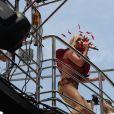 Claudia Leitte se divertiu ao fazer sua estreia no Carnaval de São Paulo