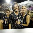 'Sou muito empolgada com o Carnaval', conta Fátima Bernardes ao Purepeople