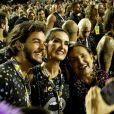Fátima Bernardes posa com fãs e comemora boa fase: 'Tanto que o público está percebendo e comentando. Sou muito transparente e não consigo enganar o público'