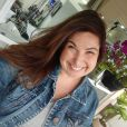 Mariana Xavier diz cobrir as manchinhas do melasma com maquiagem quando está com paciência