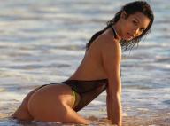 Lais Ribeiro estrela cliques sensuais para calendário: 'Fiquei à vontade'. Fotos