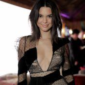 Kendall Jenner trata ansiedade com acupuntura: 'Não gosto mais de sair'