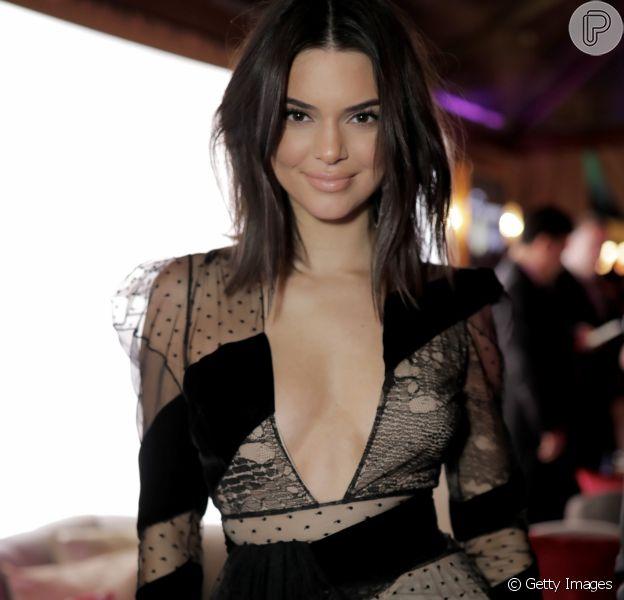 Kendall Jenner sofre com ansiedade e trata o distúrbio com acupuntura