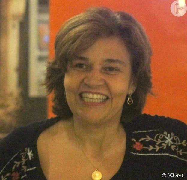 Claudia Rodrigues voltou a ser internada em uma clínica no interior de São Paulo na segunda-feira, 19 de fevereiro de 2018