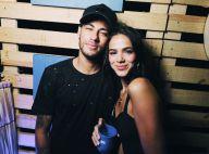 Neymar descarta imitar foto de Whindersson Nunes nu: 'Bruna não deixa'