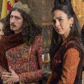 'Deus Salve o Rei': Lucrécia e Rodolfo se reconciliam e transam. 'Volte comigo'