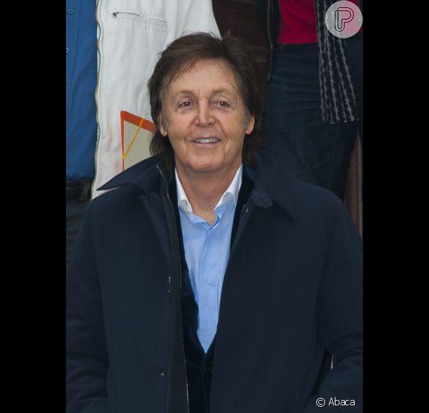 Paul McCartney completa 72 anos nesta quarta-feira, 18 de junho de 2014