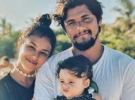 Bruno Gissoni rebate crítica por foto com Yanna Lavigne e a filha: 'Receba amor'