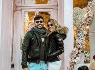 Ex-BBB Aline Gotschalg parabeniza namorado por seu aniversário: 'Iluminado'