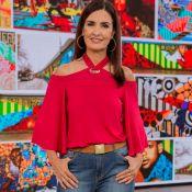 Caracterizadora de Fátima Bernardes sobre cabelo liso: 'Novos penteados para TV'