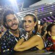 Fátima Bernardes tem exibido novos looks desde o Carnaval