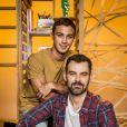 Carmo Dalla Vecchia será pai de Márcio (André Luiz Frambach) e terá uma relação conturbada com o filho na novela 'Malhação: Vidas Brasileiras'