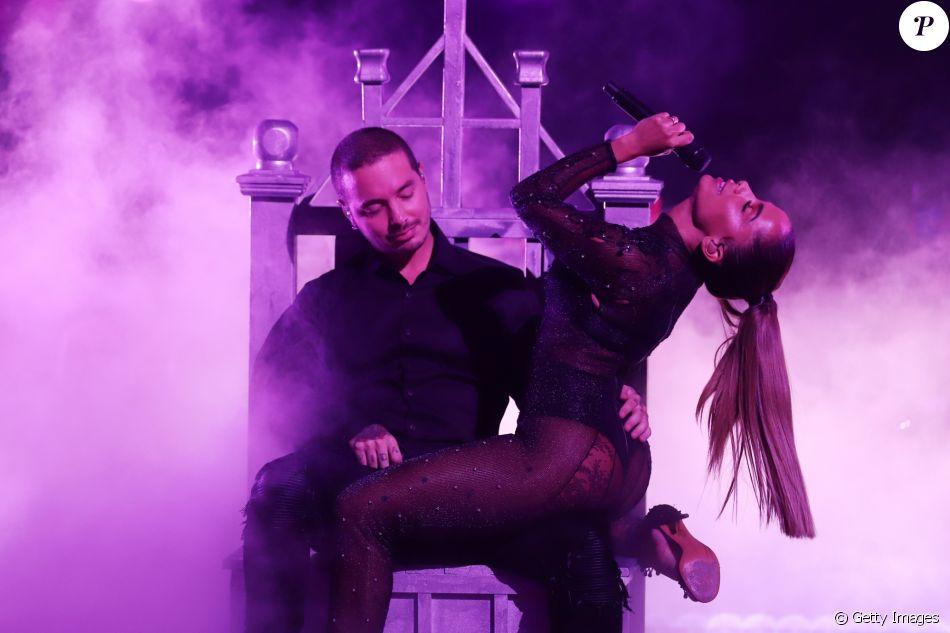 Anitta destacou parceria com J Balvin após apresentação internacional nesta sexta-feira, 23 de fevereiro de 2018