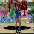 Claudia Leitte canta com Jennifer Lopez e com o rapper Pitbull na abertura da Copa do Mundo