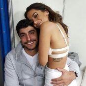 Marido de Anitta cria Instagram e mostra cantora dançando em lancha. Vídeo!