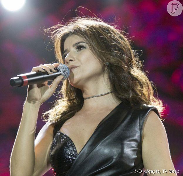 Jornalista apontado como affair de Paula Fernandes postou foto da cantora e elogiou: 'Talento'