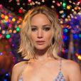 'Foi realmente assustador aceitar o filme porque eu sabia que a única forma de contar a história era se eu concordasse em fazer as cenas e tudo que fosse necessário nelas', afirmou Jennifer Lawrence