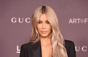 Kim Kardashian mostra rosto da 3ª filha com Kanye West: 'Baby Chicago'. Veja!