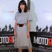 Carla Salle aposta em saia de R$ 4,8 mil em lançamento de filme. Fotos!