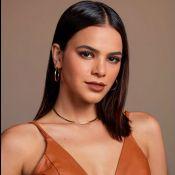 Bruna Marquezine aponta tendência de maquiagem para o inverno: 'Caramelo'