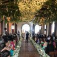 Whindersson Nunes e Luísa Sonza se casaram em uma capela de São Miguel dos Milagres