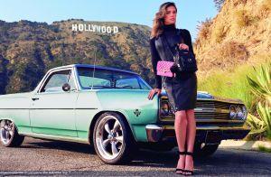 Fernanda Lima se inspira em 'mulher real' em ensaio em Los Angeles. Fotos!