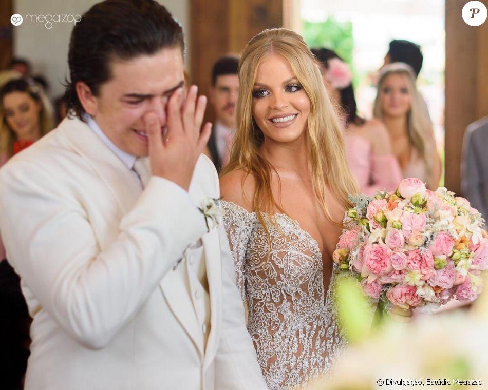 Luísa Sonza conta detalhes sobre o casamento com Whindersson Nunes