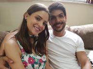 Noiva de Lucas volta a seguir ex-BBB em rede social e agita web: 'Ainda juntos'