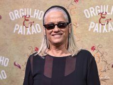 Vera Holtz comemora autonomia feminina. 'Me casei com minhas escolhas'