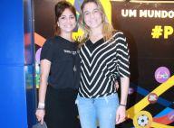 Fernanda Gentil e Priscila Montandon curtem show da dupla Jorge e Mateus. Fotos!
