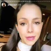 Ana Lúcia nega que noivado com ex-BBB Lucas seja 'marketing': 'Não sou assim'