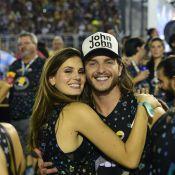Camila Queiroz e Klebber Toledo convidam autor de novela para padrinho:'Aceitei'