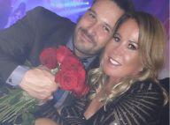 Zilu Camargo posta foto romântica com xará de ex-noivo: 'Coração em festa'