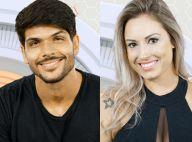 Ex-BBB Lucas descarta relação com Jéssica: 'Carinho sempre que encontrá-la'