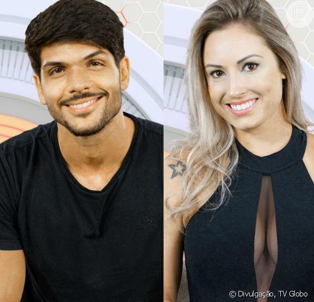 Lucas não considera ficar com Jéssica após a saída da personal trainer do 'Big Brother Brasil 18'